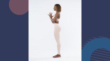 Move 4: Mountain Pose (Tadasana)
