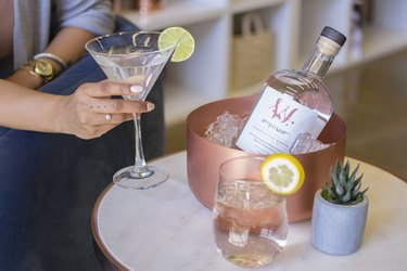 Empower Cocktails lifestyle shot