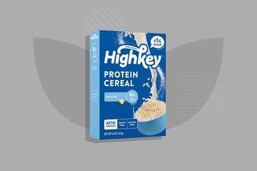HighKey Keto Protein Breakfast Cereal