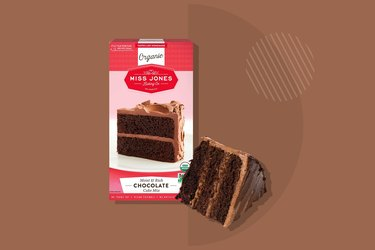 Miss Jones Baking Co. Organic Chocolate Cake Mix