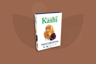 Kashi Organic Indigo Morning Cereal
