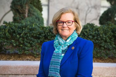Chellie Pingree in Washington, D.C.