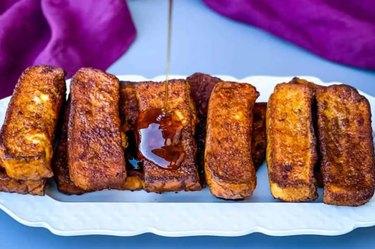 Easy Air Fryer French Toast Sticks air fryer breakfast recipes