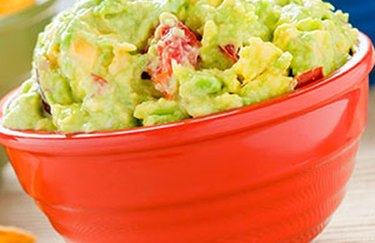 Guacamole With a Secret Ingredient keto recipes
