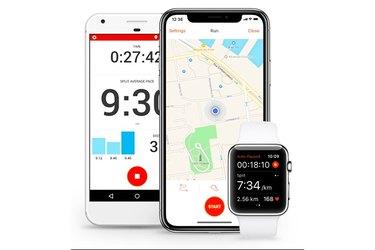 Strava App for Runners
