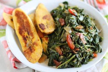 Callaloo Jamaican Style