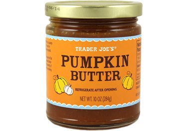 Trader Joe's Pumpkin Butter