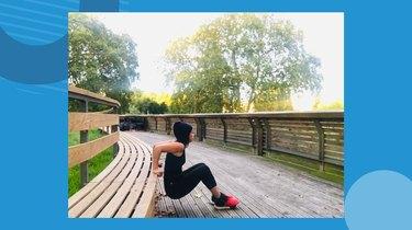 Move 2: Triceps Dip