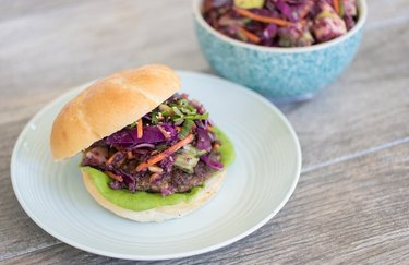 Autumn Kimchi Slaw Probiotic Recipe