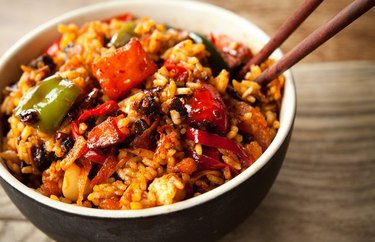 Sticky Chia Fried Rice broth-based recipes