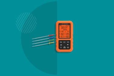ENZOO Wireless Meat Thermometer