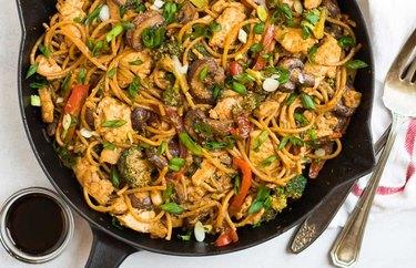 Stir Fry Noodles recipe