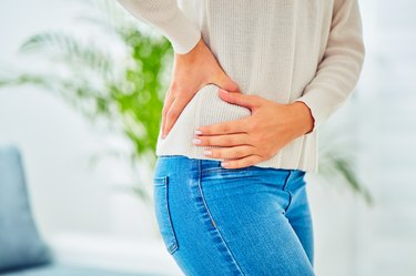 Hip, back and spinal problems in young ages.