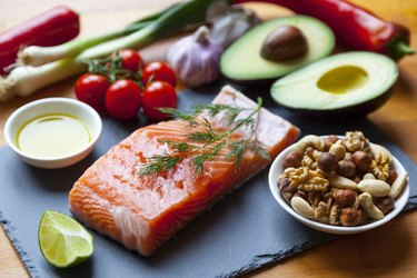 Foods Items High in Healthy Omega-3 Fats
