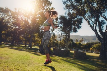 The Jump Rope & High-Intensity Interval Training