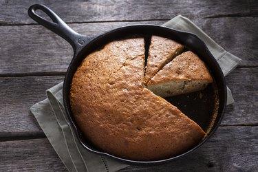 Skillet Dessert Bread