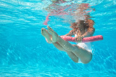 How to Do Water Aerobics at Home