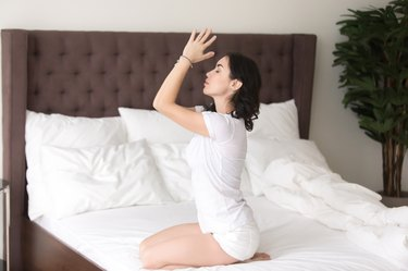 Leg Exercises to Do in Bed