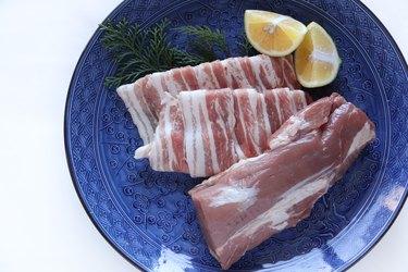 pork (Belly and Tenderloin)