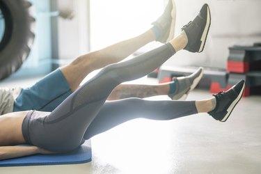 Exercising On A Regular Basis