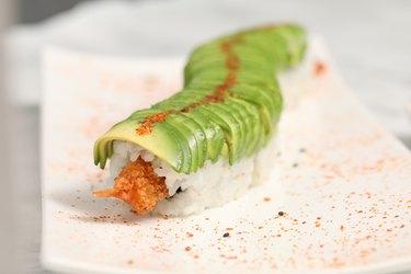 Superfood Quinoa and Avocado Sushi Vegan Sushi Recipe