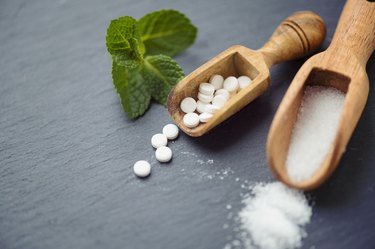 Sugar substitutes – Stevia, Erythritol and Xylitol