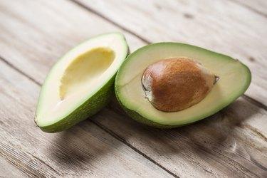 Avocado and avocado seed