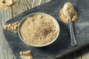 Dry Organic Maca Powder Superfood