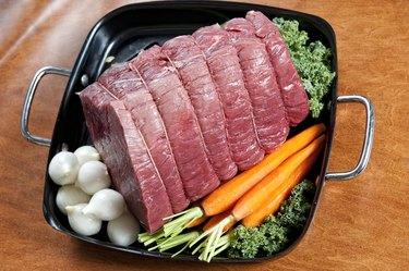 Baron of Beef Pot Roast