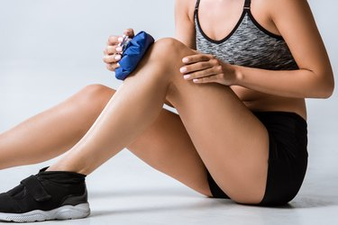 How to Reduce Knee Swelling