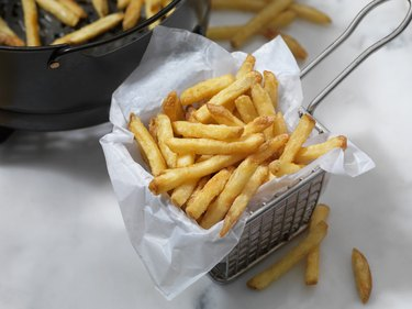 Air-Fried, Crispy French Fries
