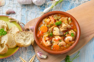 French fish soup recipe for slow cooker fish stew