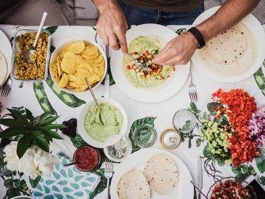 keto taco shells preparing low-carb alternatives for taco shells.