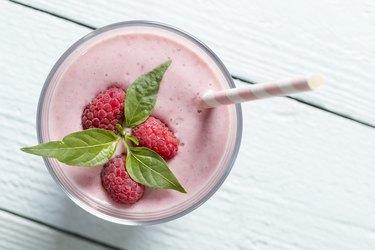 Raspberry refreshment