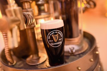 Guinness Open Gate Public House NYC Event