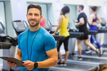 Fitness Assessment for Personal Training Services