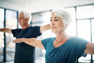 It's important to stay active as you age
