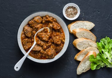 crock-pot meat