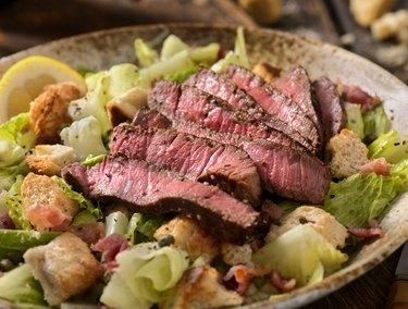 Steak Ceaser Salad