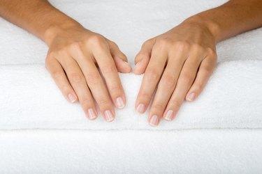 Beautiful Natural Finger Nails (XXXL)