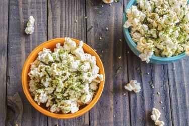 Popcorn best Trader Joe's snacks