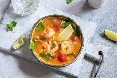 Tom Yum Goong,Thai Food