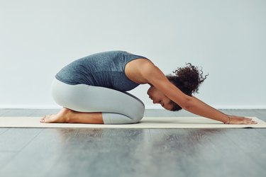 Achieving sound of mind through yoga