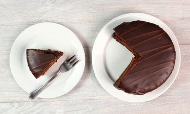 Chocolate Torte - Sachertorte