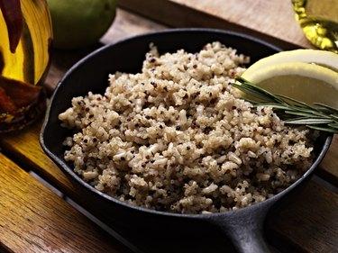 Quinoa meat substitutes
