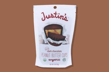 Justin's Mini Dark Peanut Butter Cups