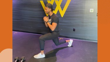 Move 8: Lunge