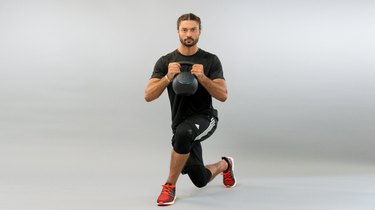 Lower-Body Move 1: Curtsy Lunge