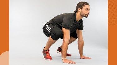 Core Move 1: Plank Tuck