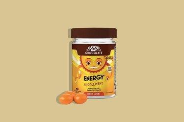 Good Day Chocolate Caffeine Energy Supplement with Caffeine